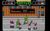 Teenage Mutant Ninja Turtles Atari ST Now you have to find an evil factory