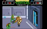 Teenage Mutant Ninja Turtles Atari ST The steering room is guarded by boss robot
