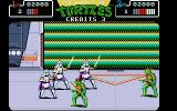 Teenage Mutant Ninja Turtles Atari ST OK, now the Shredder - the last bad guy