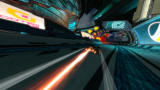 WipEout HD PlayStation 3 Condensation trails (Anulpha Pass).