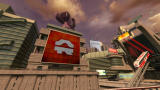 WipEout HD PlayStation 3 Wild urbanism (Chenghou Project).