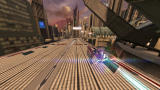 WipEout HD PlayStation 3 Nice cityscape (Chenghou Project).