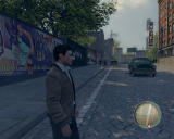 Mafia II Windows The city is very detailed. All those 40-ies commercials and other paraphernalia