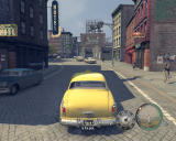 Mafia II Windows Want to steal a taxi? Sure, no problem! Driving through the colorful Little Italy