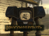 "Fallout: New Vegas Windows You'll meet many colorful, grotesque, and hilarious characters, similarly to other <moby company=""Obsidian"">Obsidian</moby> games"