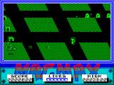 MagMax ZX Spectrum Here I am losing my head by colliding with a house