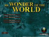 8th Wonder of the World Windows Main Menu