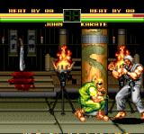 "Art of Fighting TurboGrafx CD Like one guy in the famous Soviet comedy movie ""Diamond Arm"" said, ""I'll hit you accurately, but powerfully!"""