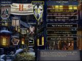 Age of Empires II: The Conquerors Windows Main Menu