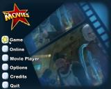 The Movies Windows Main Menu
