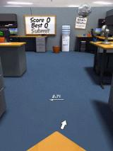 Paper Toss Android Increasing the distance to make it harder