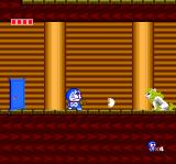 Doraemon: Nobita no Dorabian Night TurboGrafx CD Weird lion-like enemies