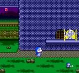 Doraemon: Nobita no Dorabian Night TurboGrafx CD Skeletons open windows suddenly. You will take damage if you stand there