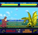 Godzilla TurboGrafx CD Great. Now I have to face KING Ghidorah, a three-headed fire-breathing dragon!