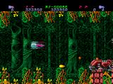 Hellfire S TurboGrafx CD A forest level