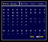 Lufia & the Fortress of Doom SNES Choosing a name for Maxim's descendant