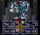 Lufia & the Fortress of Doom SNES Boss battle