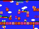Rainbow Islands TurboGrafx CD The cutesy theme returns!..