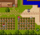 Lufia & the Fortress of Doom SNES In a town