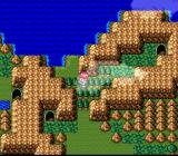 Lufia & the Fortress of Doom SNES Nice area with some caves