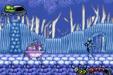 Tim Burton's The Nightmare Before Christmas: The Pumpkin King Game Boy Advance Henchmen in a bathtub
