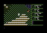 Mandragore Commodore 64 Start of Syrella's adventure