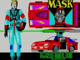 MASK ZX Spectrum Load screen