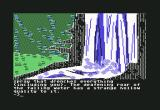 The Quest Commodore 64 Waterfall