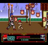 Ranma 1/2 TurboGrafx CD ...but these enemies do the same thing... only much more!..