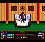 Ranma 1/2 TurboGrafx CD Fighting in a fancy restaurant