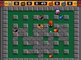 Super Bomberman 2 SNES Battle Stage 1 Finish