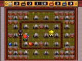 Super Bomberman 2 SNES Battle Stage 4