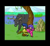 Ranma 1/2: Datō, Ganso Musabetsu Kakutō-Ryū! TurboGrafx CD All kinds of animals appear in the game :)