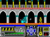 Casanova ZX Spectrum Casanova's just fired a musical note at a guy who'll throw a dagger at him given the chance