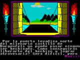 Abracadabra ZX Spectrum Game screen 1