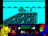 Wacky Races ZX Spectrum This time I'll get through