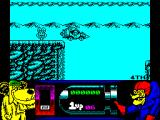 Wacky Races ZX Spectrum Jumping over didn't work