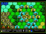 Master of Monsters TurboGrafx CD In this scenario, the yellows start with a mighty army
