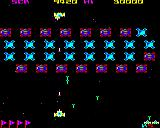 Galaforce BBC Micro No boss monster, but hordes of aliens that take at least 5 hits to destroy.