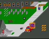 "Paperboy Amiga ""Watch where you're going, you stupid git!"""