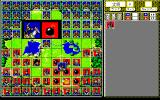 Stratego PC-98 Enemy sergeant gets blown by my bomb...