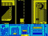 Postman Pat 3: To the Rescue ZX Spectrum I can pull into a petrol station if I get low on fuel