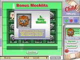 Meeklits Windows I have earned a new bonus Meeklits, Kitty Meeklit a.k.a. Jazzy.