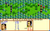 Nobunaga's Ambition: Lord of Darkness PC-98 Battle in a forest!...