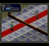 Sword Master TurboGrafx CD Ax takes on a guard!..