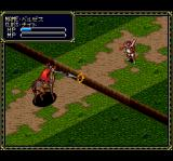 Sword Master TurboGrafx CD Berzen vs. goblin