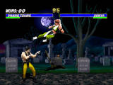 Mortal Kombat 3 Windows Usual game scene