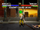 Mortal Kombat 3 Windows Shang Tsung Wins!