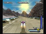 HSX: HyperSonic.Xtreme PlayStation 2 Decent Lens Flare