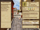 Pax Romana Windows Menu : scenario selection